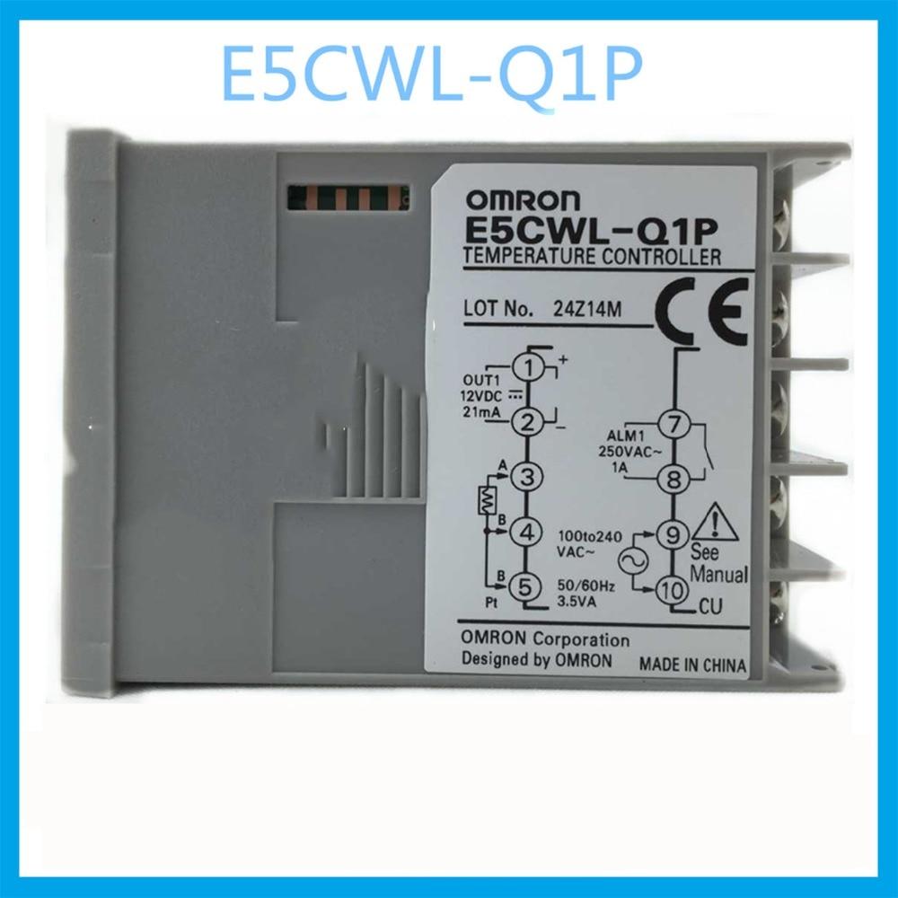 E5CWL-Q1P Spedizione gratuita termostato OMRON thermostat AC100-240V 50/60Hz appareil de chauffage elettriche