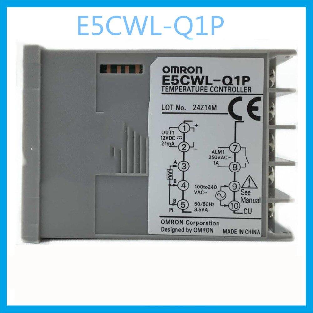 E5CWL-Q1P Spedizione gratuita termostato OMRON thermostat AC100-240V 50/60Hz Heating apparecchiature elettriche все цены