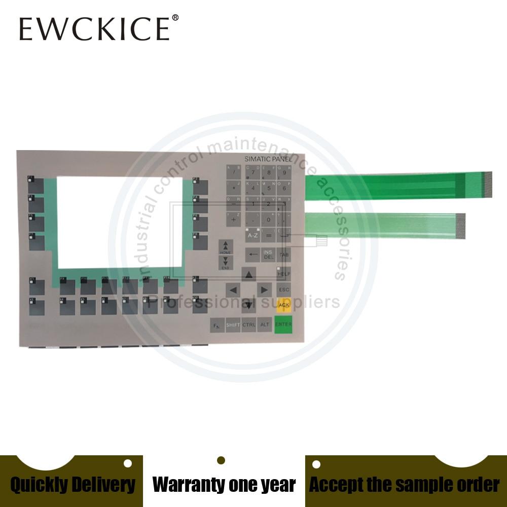 NEW OP270 Key-6 6AV6542-0CA10-0AX0 OP270-6 6AV6 542-0CA10-0AX0 HMI PLC Membrane Switch Keypad Keyboard