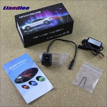 Liandlee Anti Laser Lights For Skoda Rapid Hatchback / Liftback 2013~2015 Car Prevent Mist Fog Lamp Anti Haze Warning Rear Light