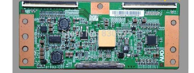 T370XW02 VC 37T03-C01 Placa Lógica LCD junta T420XW01 VC