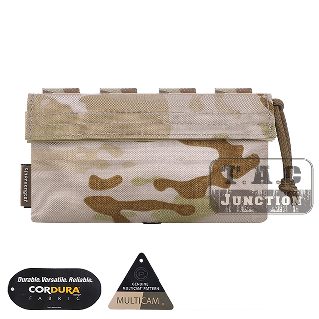 "Emerson Tactical Digi Pouch Emersongear Cellphone Case for iPhone 6 7 Plus SamSung S6 S7 S8 & 5.5"" Size cellphone MOLLE & 2""Belt"