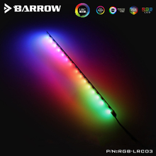 Barrow 5V D_RGB Multi colour led strip use for barrow gpu block / Length 20cm Support D-RGB SYNC 3Pin header
