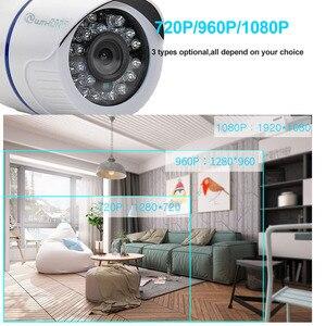 Image 2 - Wireless IP Kamera CCTV Wifi Kugel 1080P SONY323 960P 720P P2P CamHi Onvif Audio IR Cut Motion erkennung Für Sicherheit IP Kamera