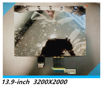 For Huawei MateBook X Pro 13.9-inch touch screen LCD display LPM139M422 A 3K screen 3000X2000 screen assembly replacement