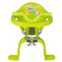 Baby Kid Chair For Traveling Bike Child Protection Chair On Bike Handle Thick PP Kid