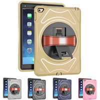 For Apple IPad Mini 4 Case Cover High Impact Resistant Hybrid Three Layer Heavy Duty Armor