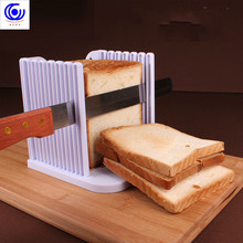 Adjustable Bake Tools Bread Cutter Toast Slicer Kitchen Home  Machine Slicing Rack fondant cutters cake stencil stand mold toast cutter mold bread slicer loaf slicing machine