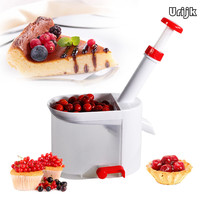 Urijk High Quality Novelty Cherry Pitter Remover Machine New Fruit Nuclear Corer Kitchen Tools