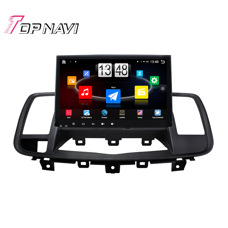 "9"" Quad Core Android 4.4 Car PC Radio GPS For NISSAN Teana 2009 2010 2011 With Multimedia 16GB Flash Mirror Link Free Shipping"