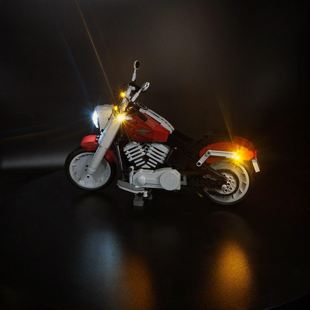Led Light Kit For Lego 10269 Harley