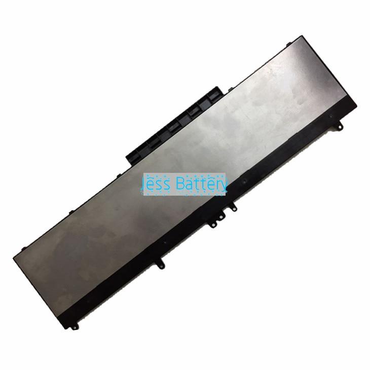 84Wh New laptop battery for Dell Precision 3510 WJ5R2 4F5YV pansophy 7 4v 51wh new g5m10 laptop battery for dell latitude e5450 e5550 8v5gx 08v5gx r9xm9 wyjc2 1ky05 6mt4t