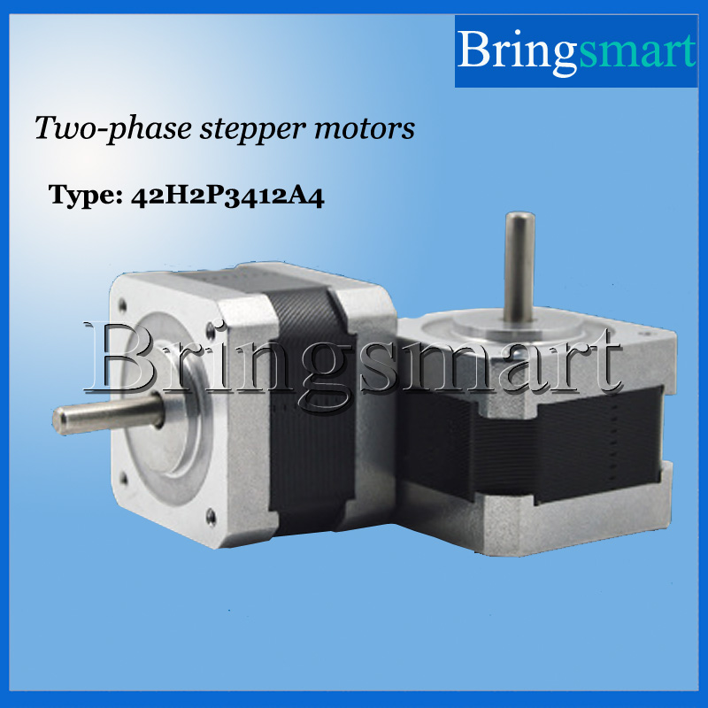 цена на Bringsmart 42 Series of Two-phase Stepper Motor 32mm High Torque DC Motor Two-Phase 4-Wire Micro Low Speed Motor