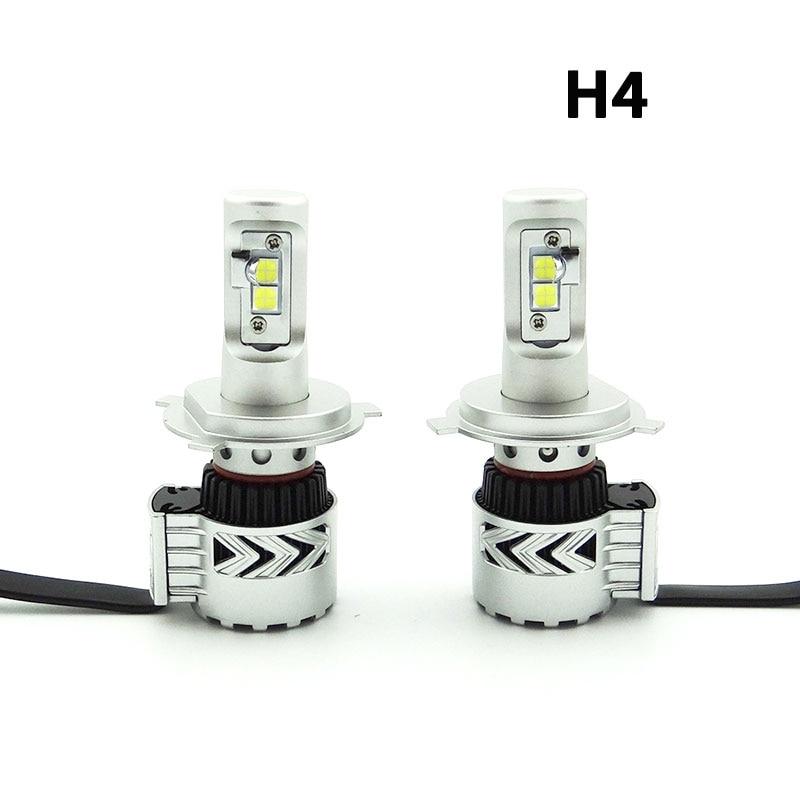 Car Headlight H7 H4 LED H8/H11 HB3/9005 HB4/9006 H1 H3 9012 H13 9004 9007 COB Led Headlights Auto Bulb Headlamp 6000K Light  maxgtrs car led headlight h7 h4 led h8 h11 hb3 9005 hb4 9006 9012 csp chip 60w 6000lm auto bulb headlamp 6000k fog light