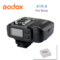 New Godox X1R S 2 4G Wireless ReceiverX1S Flash Trigger Transmitter For Sony A58 A7RII A7II