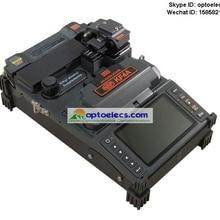 DHL ILSINTECH аппарат для сварки волокон Swift KF4A V-groove выравнивание ручная машина для соединения оптоволокна с английским меню