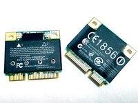 SSEA para Atheros AR9280 AR5BHB92 Metade Mini PCI-E PLACA Wireless 2.4/5.0 GHz 802.11a/b/g/n para DELL/Toshiba/Acer/Sony/Samsung/Asus