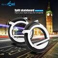 Blascool M9 Orbitwheels колеса skatecycle скейтборд Orbitwheel коньки 2 Колеса ПУ Ролик скейтборд трюков скутер скейтборд