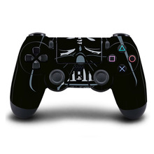 Classic PS4 Skin Star Wars Protective Sticker Full coverage for Sony Play Station 4 Wireless Controller Skin Game PS4 Accessory