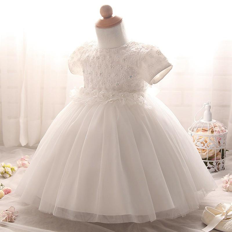 Baby Flower Dress (1)