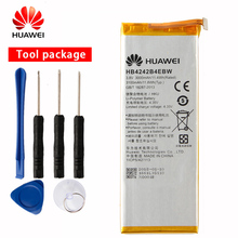 Original Huawei HB4242B4EBW Rechargeable Li ion phone battery For Huawei honor 6 H60 L01 H60 L02