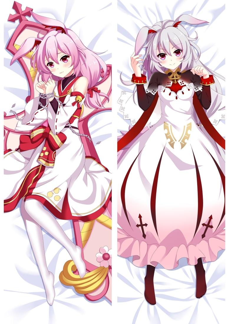 New Anime Yuki Yuna is a Hero Yuuki Yuna Dakimakura Hugging Body Pillow Case 150