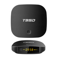 T95D 1G 8G Android TV Box Rockchip RK3229 Quad Core Android 6 0 2G 16G 2