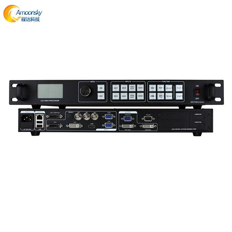 Amooonsky AMS-LVP815 vodio video procesor za vodio video zid poput - Kućni audio i video - Foto 6
