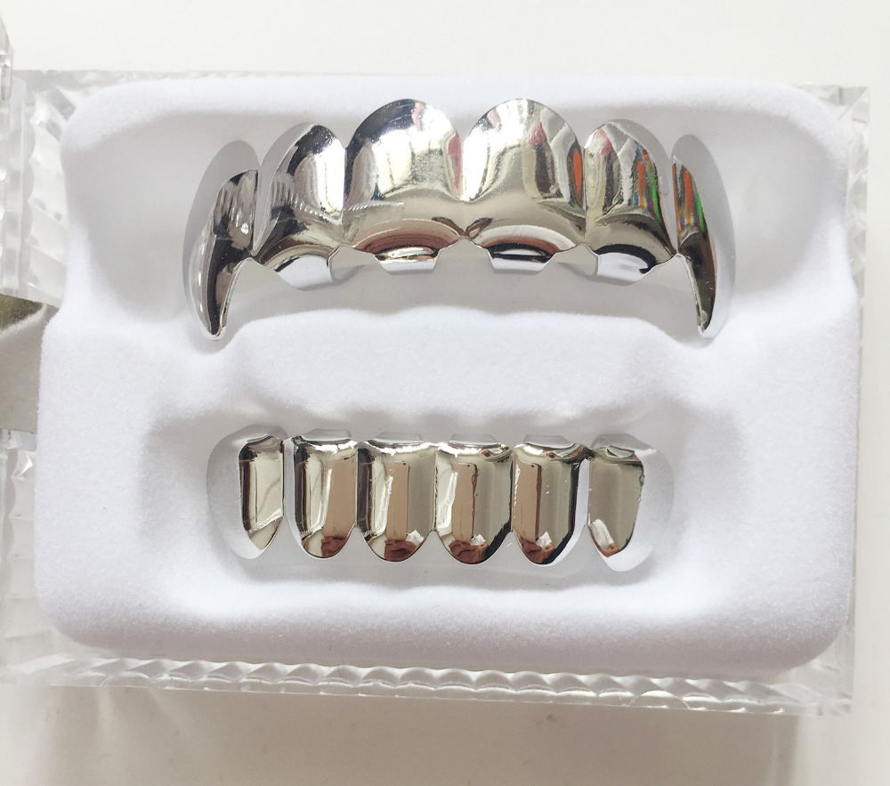 GRILLZ BOXED REAL SHINY...