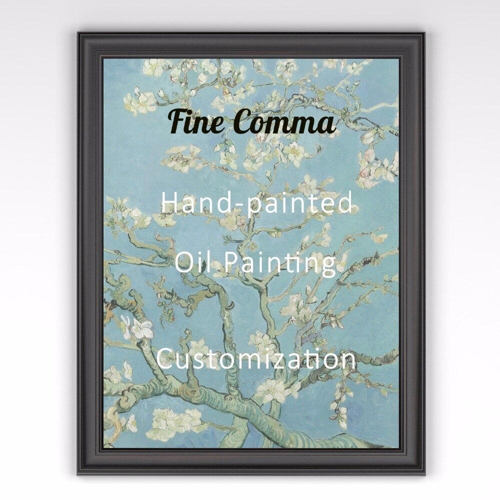Ручной Краски ed картина маслом art Комиссии в заказ Краски от фото картина маслом настройки бесплатная доставка