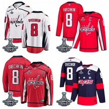 d88428547e1 Mens Washington Alex Ovechkin Capitals 2018 Stanley Cup Final Champions  JERSEY(China)