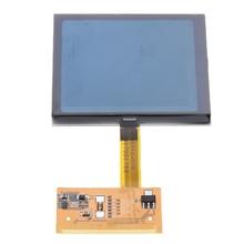 Дисплей приборная панель кластера Стекло ЖК-дисплей ремонта кластера для Audi S3 8L 1999-2003 TT 8N 1999-2006 A6 C5 4B 98-04
