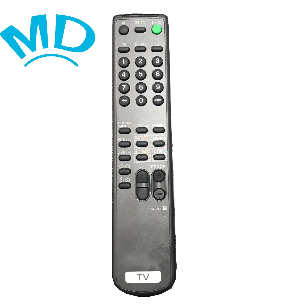 NEW Original quality FOR SONY TV remote control RM-954 SAMRT
