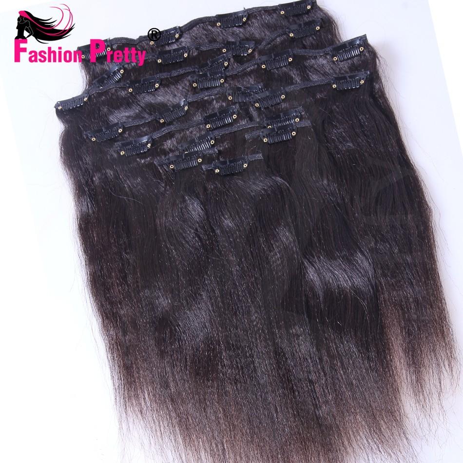 yaki hair clip ins
