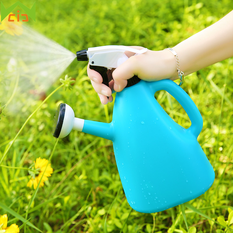 Shower Equipment 4x Automatic Watering Irrigation Spike Garden Plant Flower Drip Sprinkler Water Mar28 Bathroom Fixtures