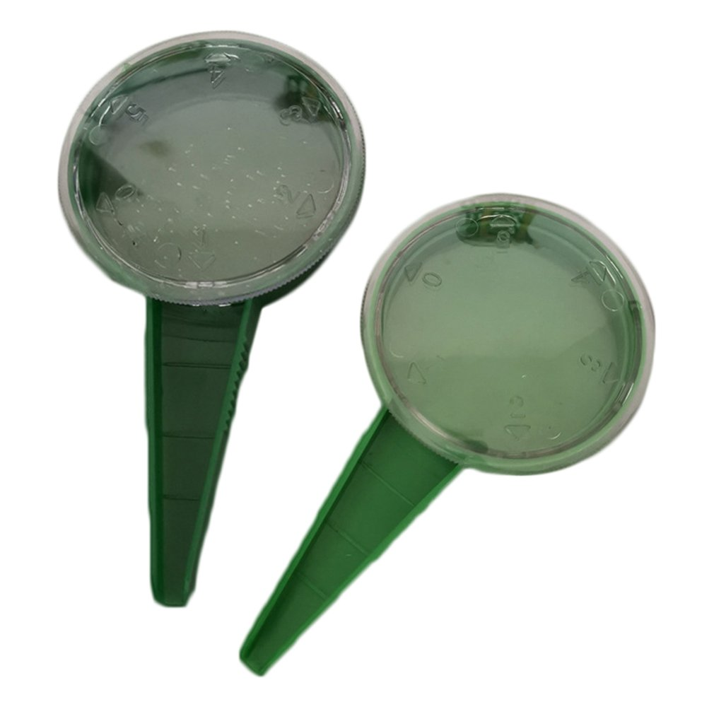 6 Pack Seed Planter Green Dispenser Tool with Hand Held 5 Dial ...