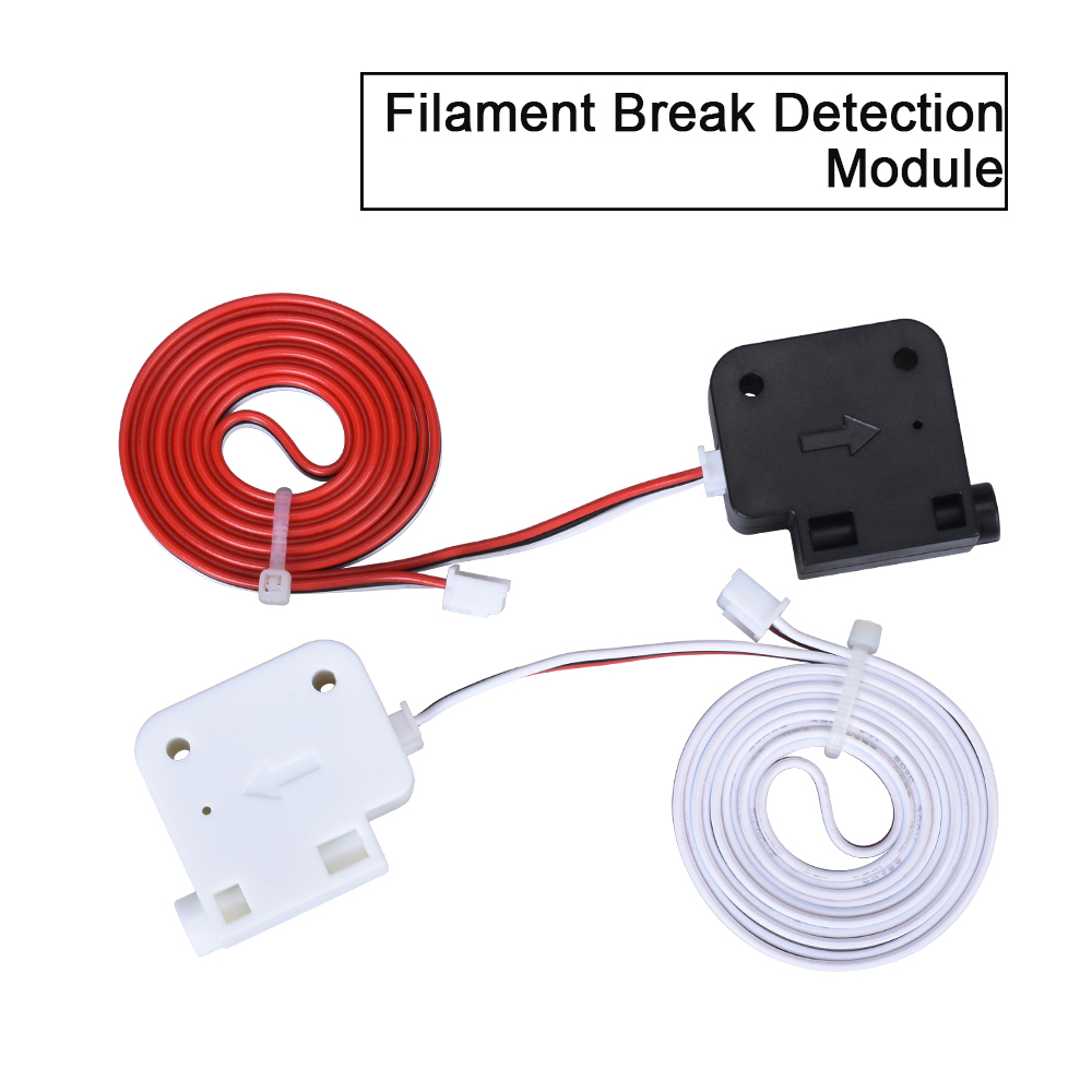 3D Printer Parts Filament Break Detection Module For 1.75mm Filament Extruder Material Runout Detector For Impresora 3d