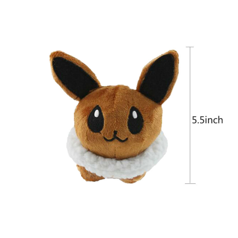 3 pokemon toys eevee1