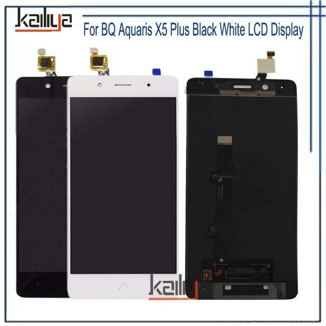 For BQ Aquaris X5 Plus + 5.0 inch Touch Screen Digitizer Assembly Replacement For BQ Aquaris X5 Plus Mobile Phone LCDS