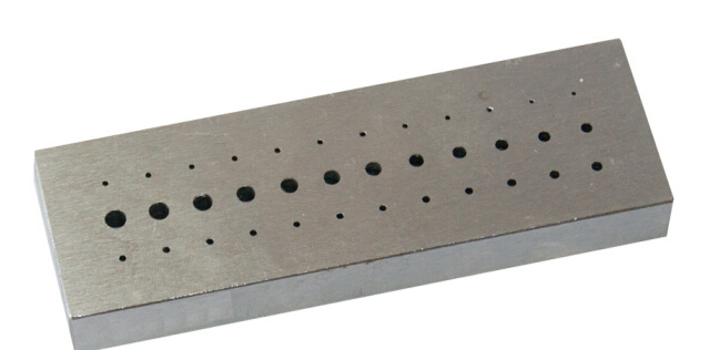 Riveting Stake Large  36 Holes Stainless Steel for Jewellers Watchmaker Repair Tool