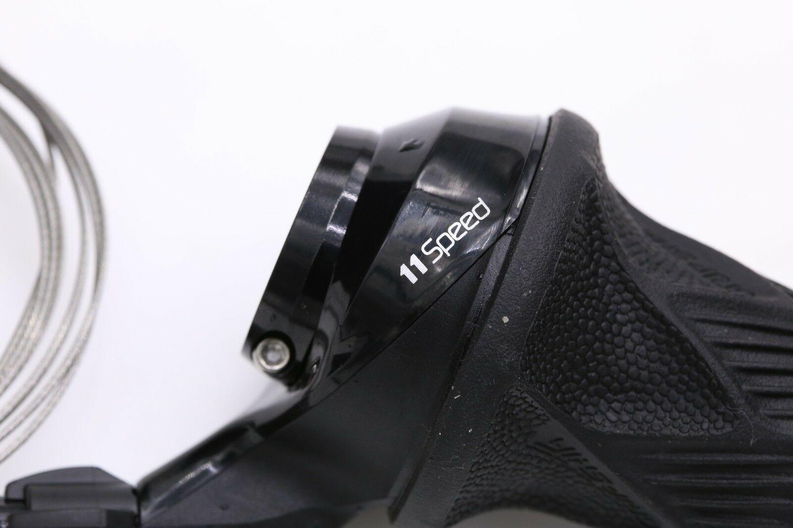 Sram Mtb Gx Grip Shift 11 Speed Rear With Locking Grip Shifter 11 Black
