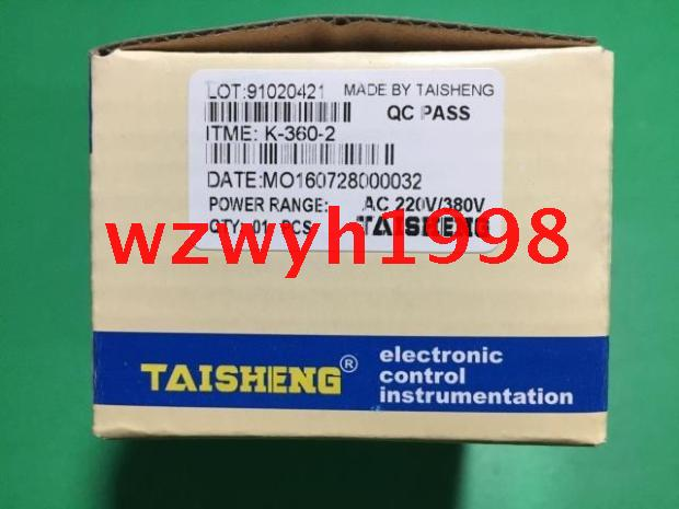 Genuine oven thermal circuit breaker TAISHENG K-360-2 oven temperature limiter ITME 2 pin thermal overload protection circuit breaker 10 piece pack