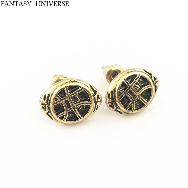 FANTASY UNIVERSE Free shipping 20pair a lot Doctor Strange Stud Earrings HRXFWPKF012