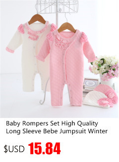 993d2cc6564c Decription Winter Newborn Baby Girl Clothes Thicken Cotton Coveralls  Princess Lace Flowers Infant Dress Jumpsuit Bebe Rompers Baby Clothing