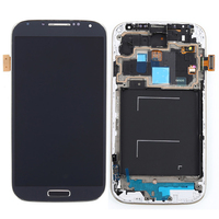 galaxy s4 For Samsung Galaxy S4 I9500 I9505 Lcd Display Screen Touch Digitizer With Frame Assembly Replacement (2)