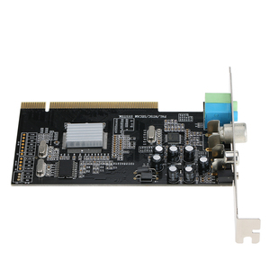 Image 2 - PCI Internal TV Tuner Card MPEG Video DVR Capture Recorder PAL BG PAL I NTSC SECAM PC PCI Multimedia Card Remote