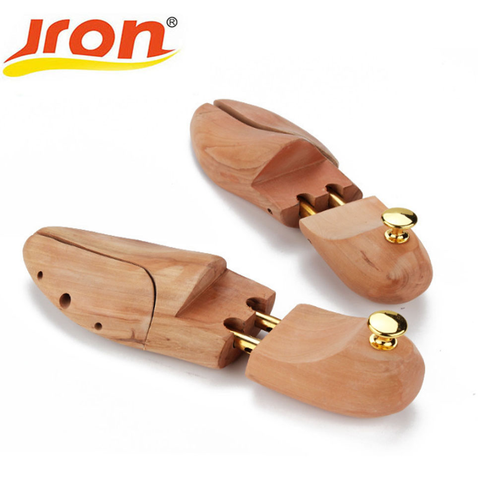 Wood Wooden 2-Way Shoe Shoes Tree women and man shoes tree Stretchers Size Wholesale ...