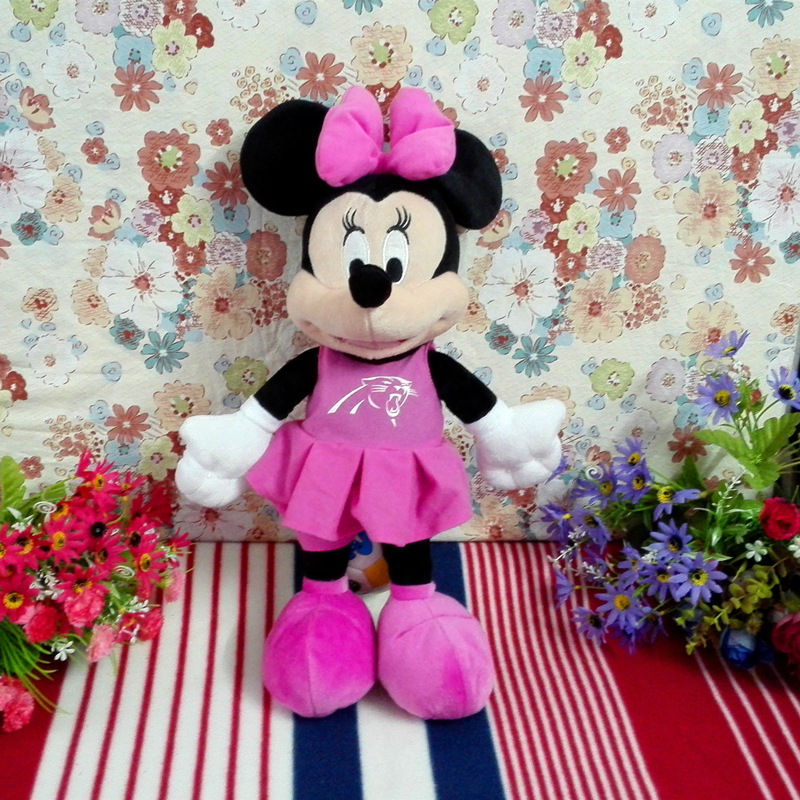 Online shop free shipping sports professional league minnie mouse online shop free shipping sports professional league minnie mouse 40cm plush stuffed toy dolls gifts easter gifts 1pcs aliexpress mobile negle Choice Image