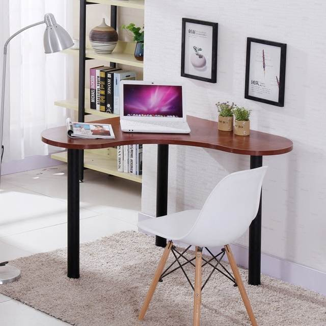 Custom new corner computer desk desktop household simple ...