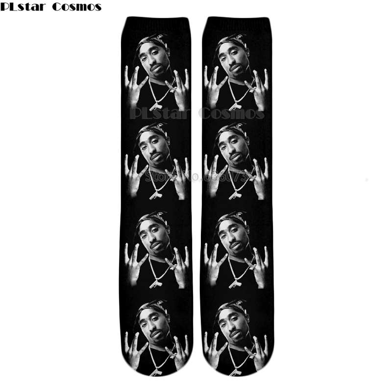 4b92ab2bfb50 PLstar Cosmos Brand clothing 2018 New style Fashion socks Rapper ...